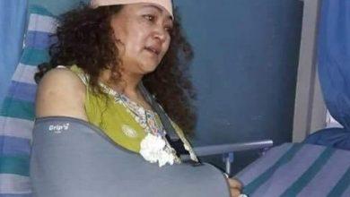 Photo of गायिका सीतामाथि जेठानीले खुकुरी हानिन