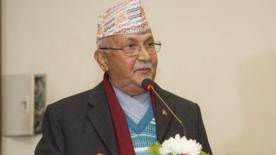 Photo of सरकार सकेसम्म बन्दाबन्दीको पक्षमा छैन : प्रधानमन्त्री ओली