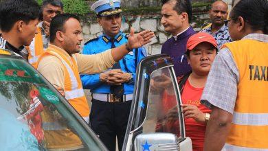 Photo of ट्याक्सी चालकले अनिवार्य ड्रेस लगाउनुपर्ने
