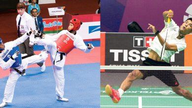 Photo of एशियाली खेलकुदः तेस्रो दिन तेक्वान्दोमा नेपाल पदक विहीन