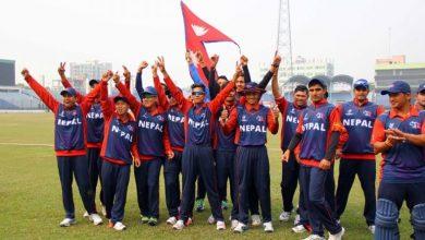 Photo of नेपालले भारतसँग एक दिवसीय सिरिज खेल्ने