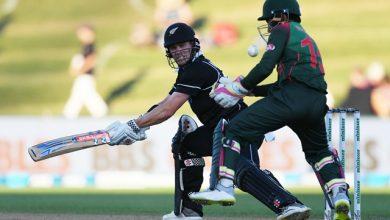 Photo of विश्वकप क्रिकेट  : न्यूजिल्याण्ड र बंगलादेश भिड्दै, कसले मार्ला बाजी ?