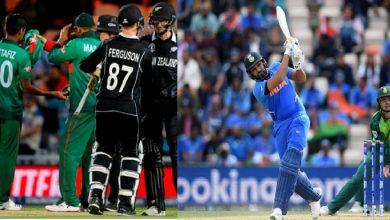 Photo of विश्वकप क्रिकेट: श्रीलंकालाई हराउँदै न्यूजिल्याण्ड बिजयी, द.अफ्रिका बिरुद्ध भारतले निकाल्यो जित