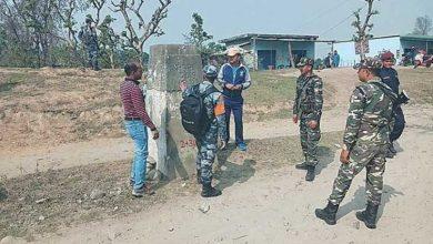 Photo of कोरोना सीमानाका र बजार सुनसान