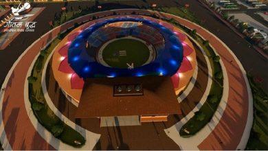 Photo of क्रिकेट रंगशालाका लागि भरतपुर महानगरपालिकाले दियाे डेढ करोड सहयोग