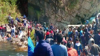 Photo of बागलुङ दुर्घटनाका १० जनाको पहिचान