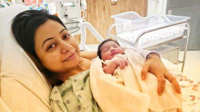 Photo of नायिका बिनिता बरालले विवाह गरेको सात महिनामा दिइन् छोरीलाई जन्म