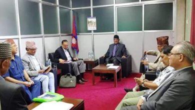 Photo of नेकपाको सचिवालय बैठक : 'उपनिर्वाचन खतराको घण्टी'