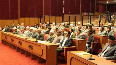 Photo of प्रतिनिधिसभाको बुधबारको बैठक स्थगित