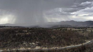Photo of अष्ट्रेलियाको आगलागी भएको क्षेत्रमा वर्षा