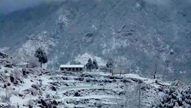 Photo of तेस्रोपटक उच्च लेकाली क्षेत्रमा हिमपात, जनजीवन प्रभावित