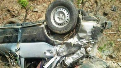Photo of रुपन्देहीमा जिप दुर्घटना : एकको मृत्यु,चार जना घाइते