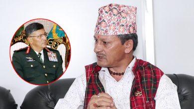 Photo of बिदेशीका दलाल नेताहरु सेनापती थापाबाट झस्किएका छन्, एक जानकारका अनुसार : अनिल योगी