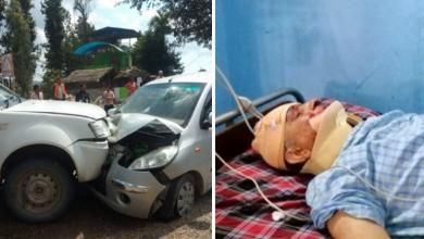 Photo of दुर्घटनामा घाइते भएका माले महासचिव मैनालीको अवस्था खतरामुक्त