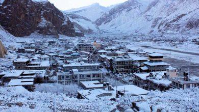 Photo of मुस्ताङमा पुनः हिमपात, कृषकहरु खुशी