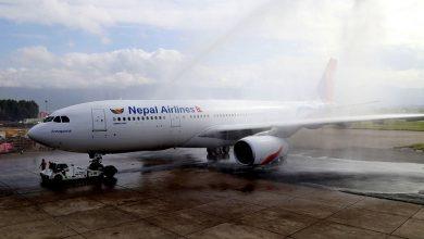 Photo of चीनको हुवेइ प्रान्तको वुहानलगायत शहरबाट १८० नेपाली बोकेर ४ गते बिहान नेपाल आउनेछ वायुसेवाको जहाज