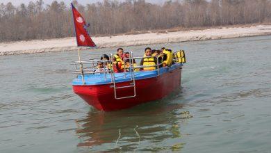 Photo of फागुनदेखि नारायणीमा पानी जहाज सरर…