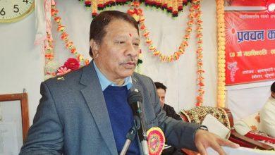 Photo of पुराना पार्टीलाई खराब भन्ने नयाँ दल अपरिपक्व : नेता सिंह