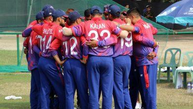 Photo of नेपाल र नामिबियामा खेल्ने क्रिकेट सिरिज अन्योलमा