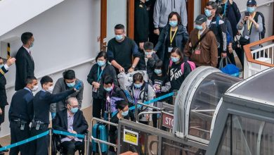 Photo of चीनमा कोरोनाभाइरस नयाँ सङ्क्रमणको सङ्ख्या घट्दो