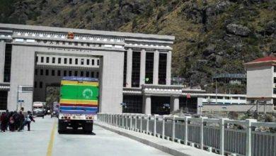 Photo of दुई सय ट्रक एक महिनादेखि केरुङमै