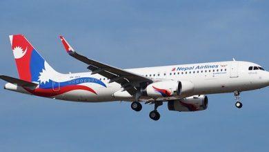 Photo of चीनको चाङ्सातर्फ उड्यो नेपाल एयरलाइन्सको जहाज