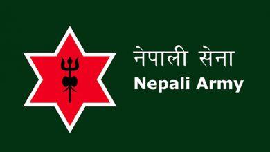 Photo of कोरोना भाइरस रोकथामका लागि नेपाली सेना तयारीमा