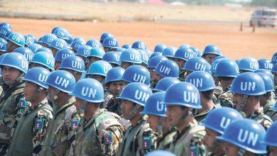 Photo of नेपाली शान्ति सैनिकको फोर्स कमाण्डरबाट प्रशंसा