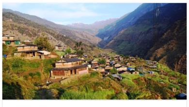 Photo of कोरोनाको त्रासले गाउँको मुहार फेरिँदै