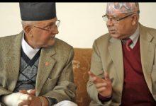Photo of माधव नेपाल पार्टी एकताको पक्षमा नरहेको ओली पक्षको आरोप