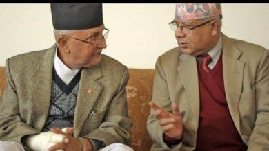 Photo of केपी शर्मा ओली भन्छन् 'गुटगत भेला गरे कारबाही', गरेर देखाउन माधव नेपाल समूहको चुनौती