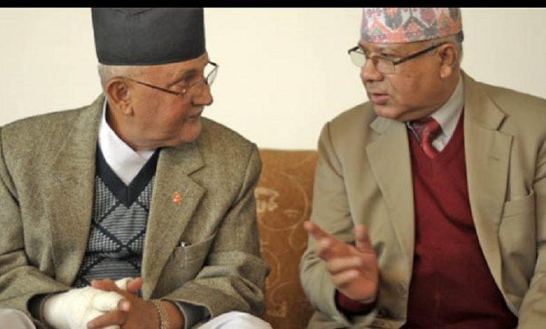 Photo of माधवकुमार नेपाल पक्षले  आजका लागि बोलायो बैठक, ओलीले जनाए आपत्ति