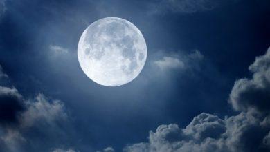 Photo of किन भयो चन्द्रमाको फरक रङ ?  खगोल शास्त्री नै परे दंग