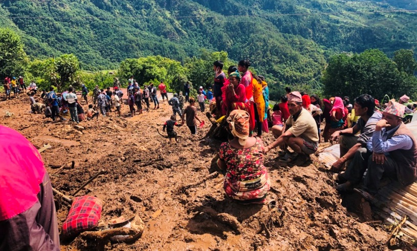 Photo of मनसुन सुरु भएयता पहिरोमा परि ४६ जनाको मृत्यु,३७ घाइते