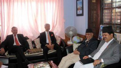 Photo of जयशंकरमै अल्झियो नेपाल–भारत सम्बन्ध