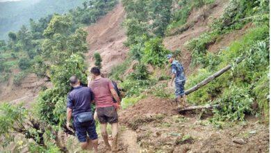 Photo of बाढीपहिरोले देशभर २६ को मृत्यु, ६० जना अझै बेपत्ता