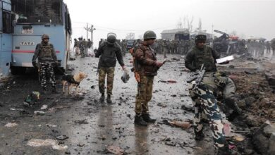 Photo of पाकिस्तानमाआतंकवादीहरुसँग भएको झडपका क्रममा परी चार  सैनिकको मृत्यु