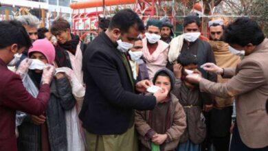 Photo of अफगानिस्तानमा कोरोना संक्रमतिको संख्या ३६ हजार नाघ्यो,२५ हजार भन्दा बढि निको भए