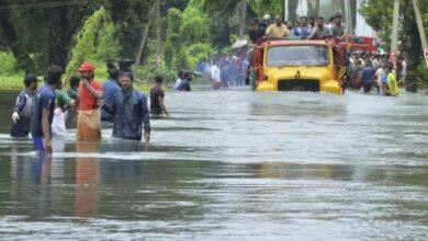 Photo of कोरोनाका कहर बिच भारतमा बाढी : १११ जनाको मृत्यु, लाखौँ व्यक्ति प्रभावित