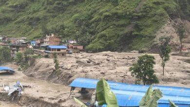 Photo of बाह्रबीसेमा उद्धारका लागि घटनास्थलमा हेलिकप्टर पुग्यो