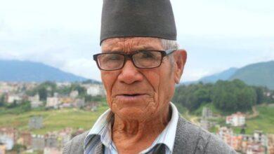 Photo of रहेनन् अग्रज कम्युनिस्ट नेता बर्मन बुढा
