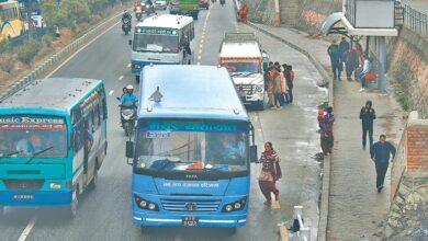 Photo of सार्वजनिक सवारीसाधन सञ्चालनको निर्णय भएको छैन : महासङ्घ