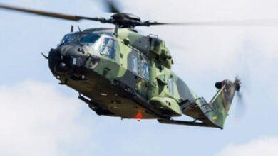 Photo of सैनिक हेलिकप्टर दुर्घटना, दुई जनाको मृत्यु