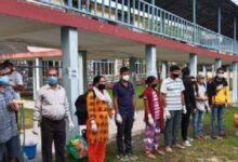 Photo of नेपालमा आज १३ सय  १३ जनामा कोरोनाभाइरस संक्रमण पुष्टि, १४ सय ५५ जना संक्रमणमुक्त