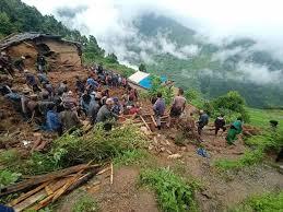 Photo of बस्ती नै जोखिममा परेपछि ४० परिवारले   घर छाडे