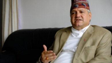 Photo of राप्रपाबाट थापासहित ३१ जनाले दिए राजीनामा