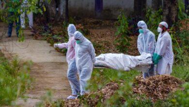 Photo of सप्तरीका ३५ वर्षीय कोरोना संक्रमित युवकको धरानमा मृत्यु