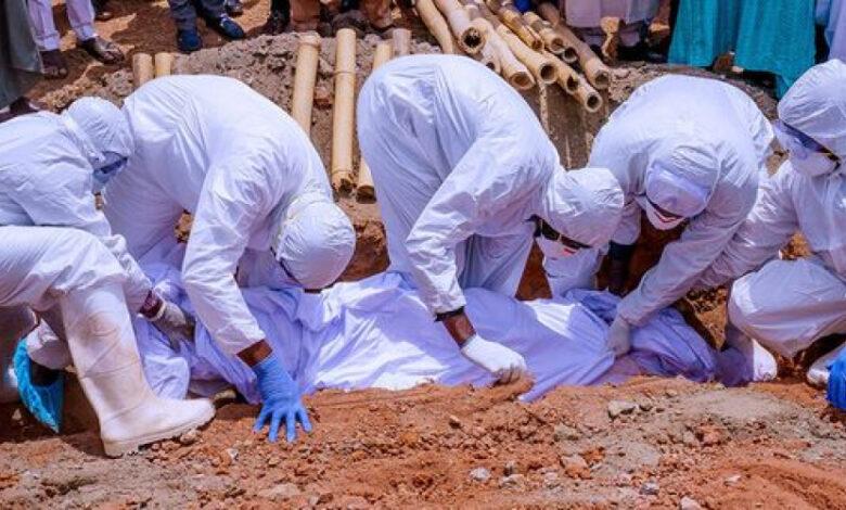 Photo of विदेशमा  ७ दिनमा कोरोनाबाट  १८९ नेपालीको मृत्यु