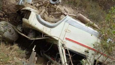 Photo of बैतडीमा  जीप दुर्घटना हुँदा ३३ वर्षीय  कुँवरको मृत्यु