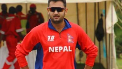 Photo of दुर्घटनामा गम्भीर घाइते भएका क्रिकेट खेलाडी भण्डारीलाई उपचारका लागि काठमाडौँ ल्याइयो